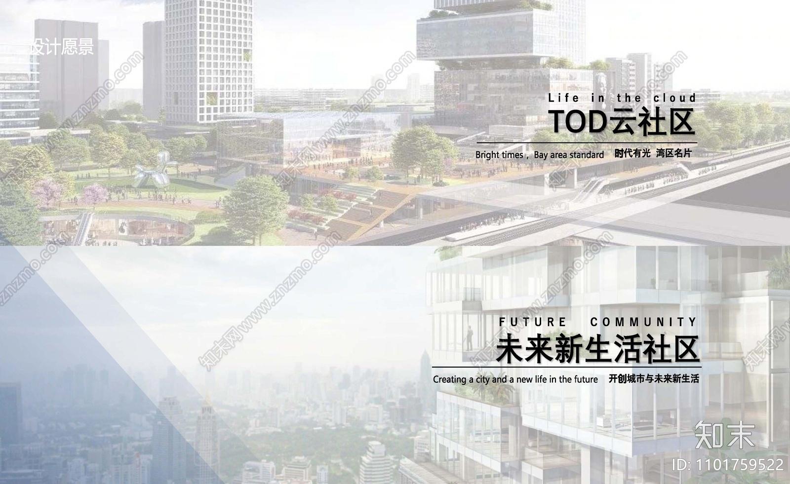 保利湾区东莞虎门TOD未来社区综合体方案文本下载【ID:1101759522】