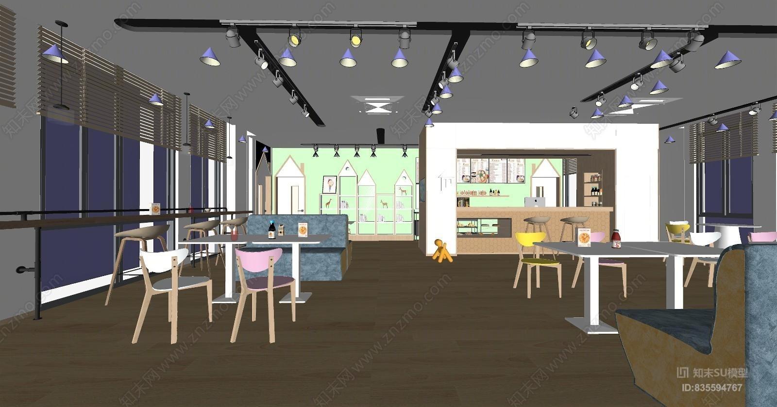 甜品店奶茶店咖啡店茶餐厅
