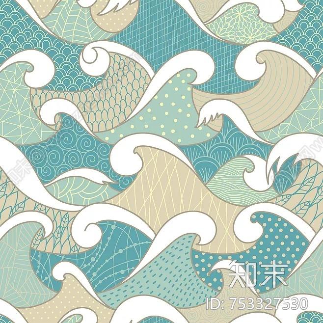日系壁纸系列贴图下载【ID:753327530】