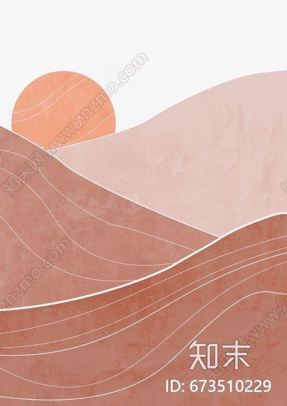现代简约地毯贴图下载【ID:673510229】