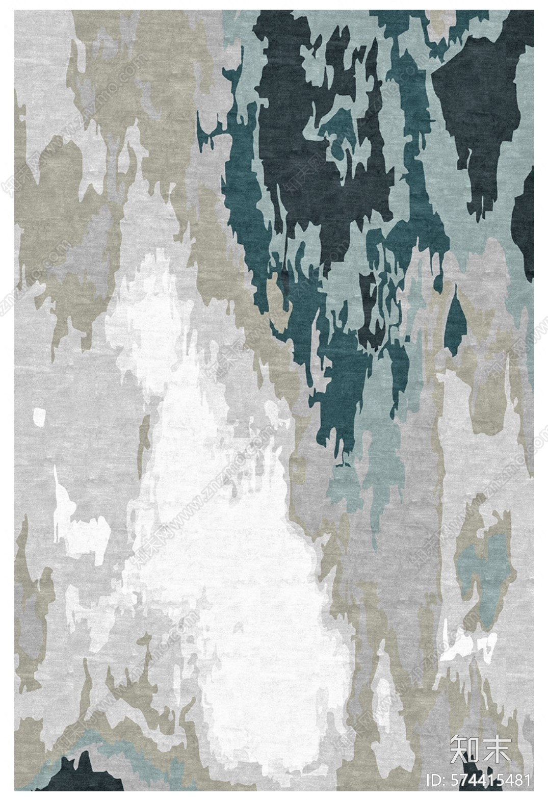 现代地毯贴图下载【ID:574415481】