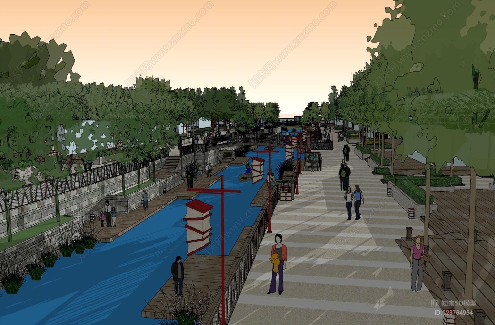 酒吧街规划设计