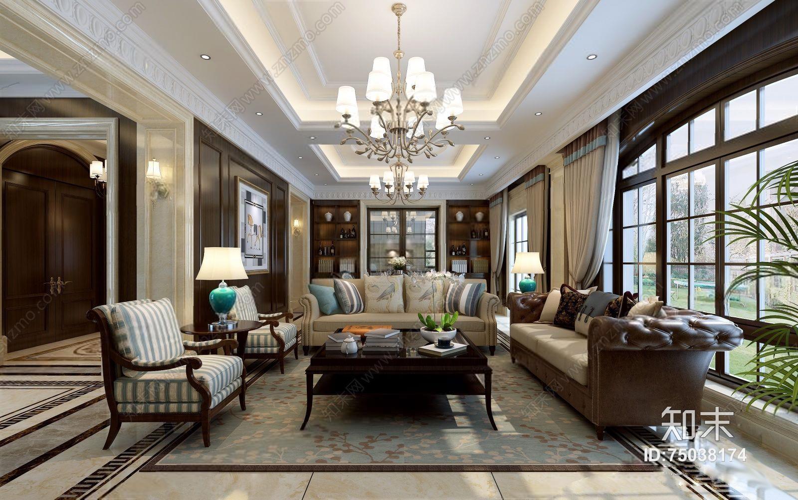 皮质沙发 布艺沙发 吊灯 茶几 台灯 单人椅 餐桌 餐椅 餐边柜图片