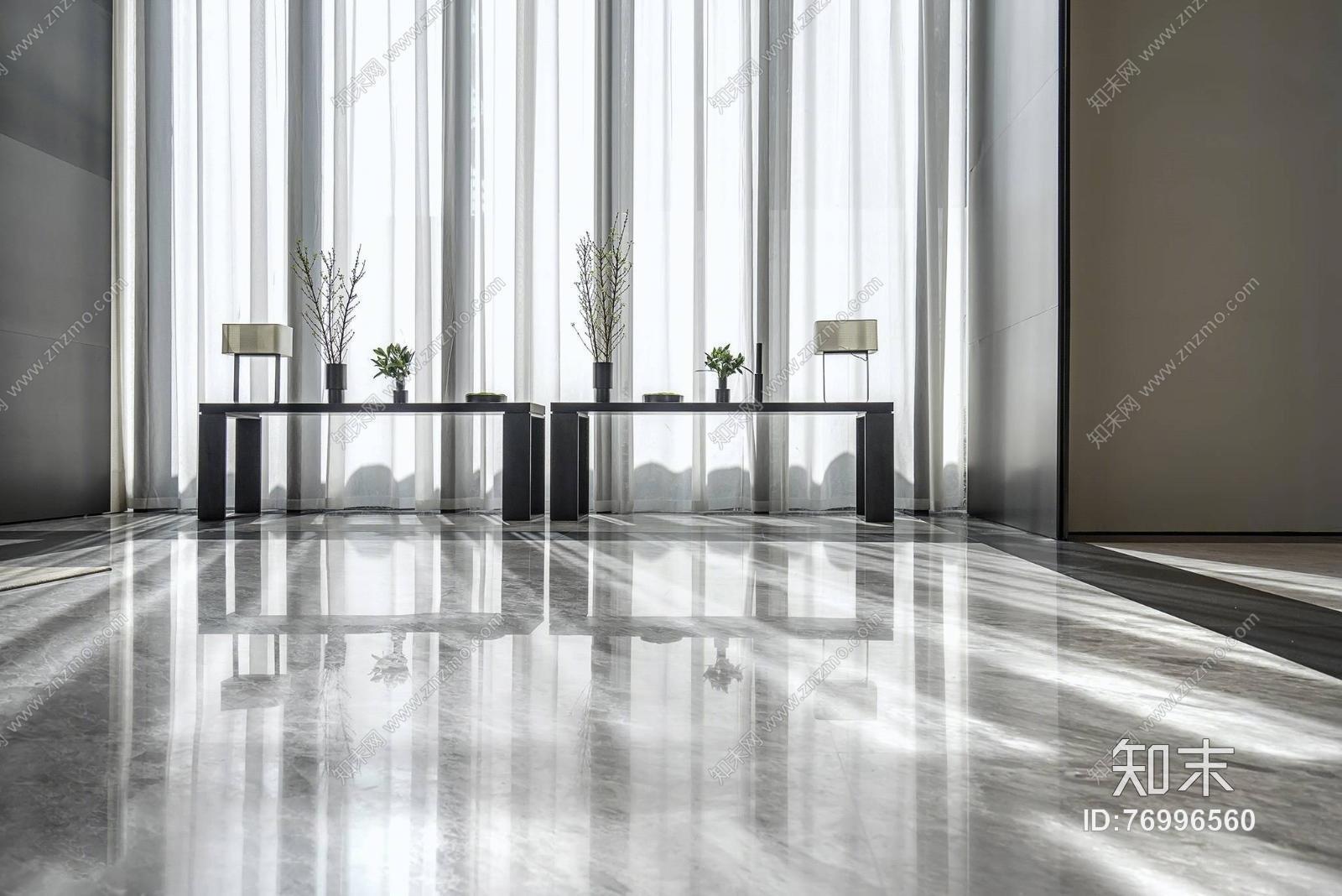 【SCDA】华润展示中心设计方案&施工图&物料表141M施工图下载【ID:76996560】