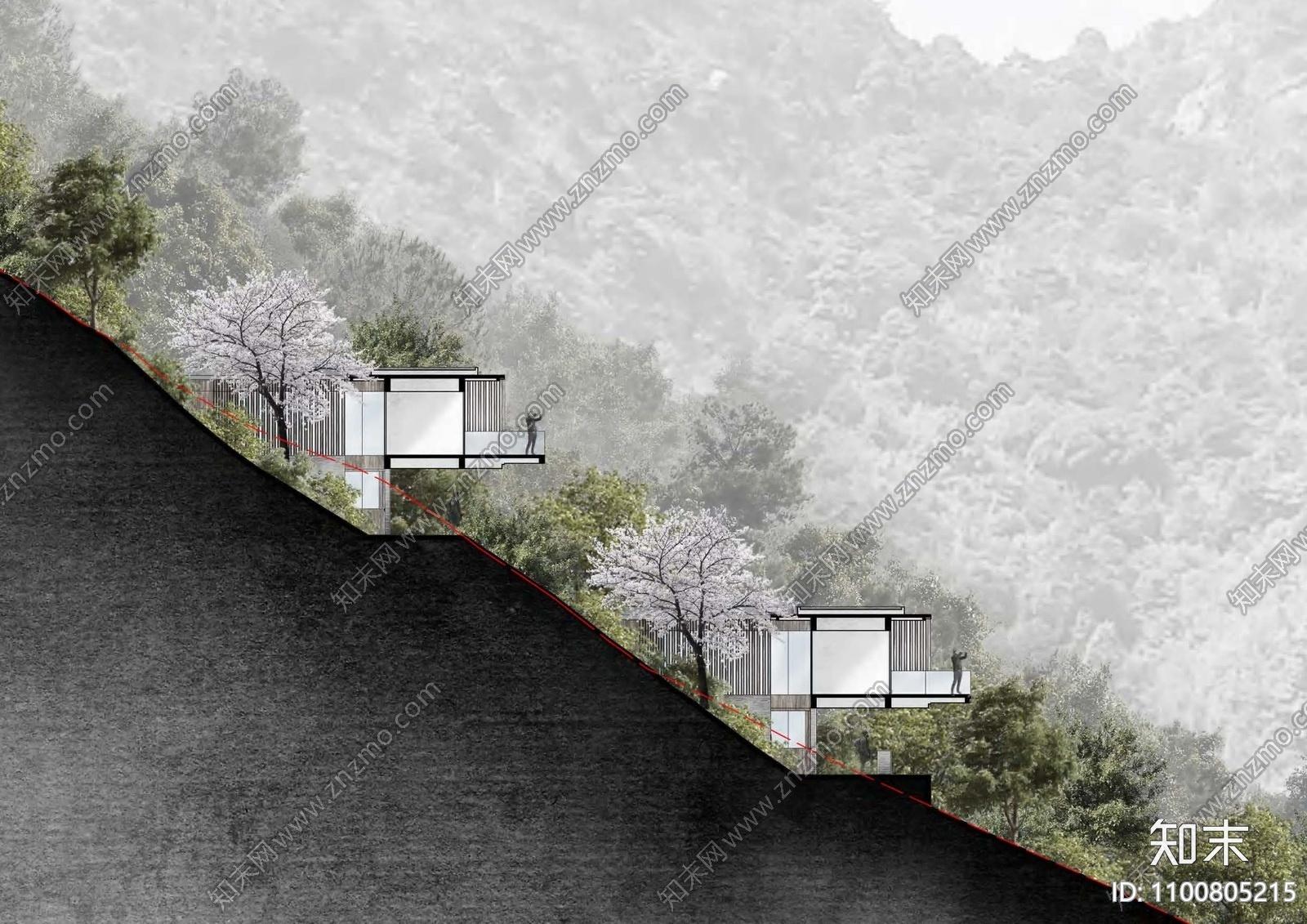 峨眉山中式山地项目 澄境酒店方案方案文本下载【ID:1100805215】