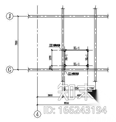 电梯井结构施工图(正规设计院)施工图下载【ID:166243194】