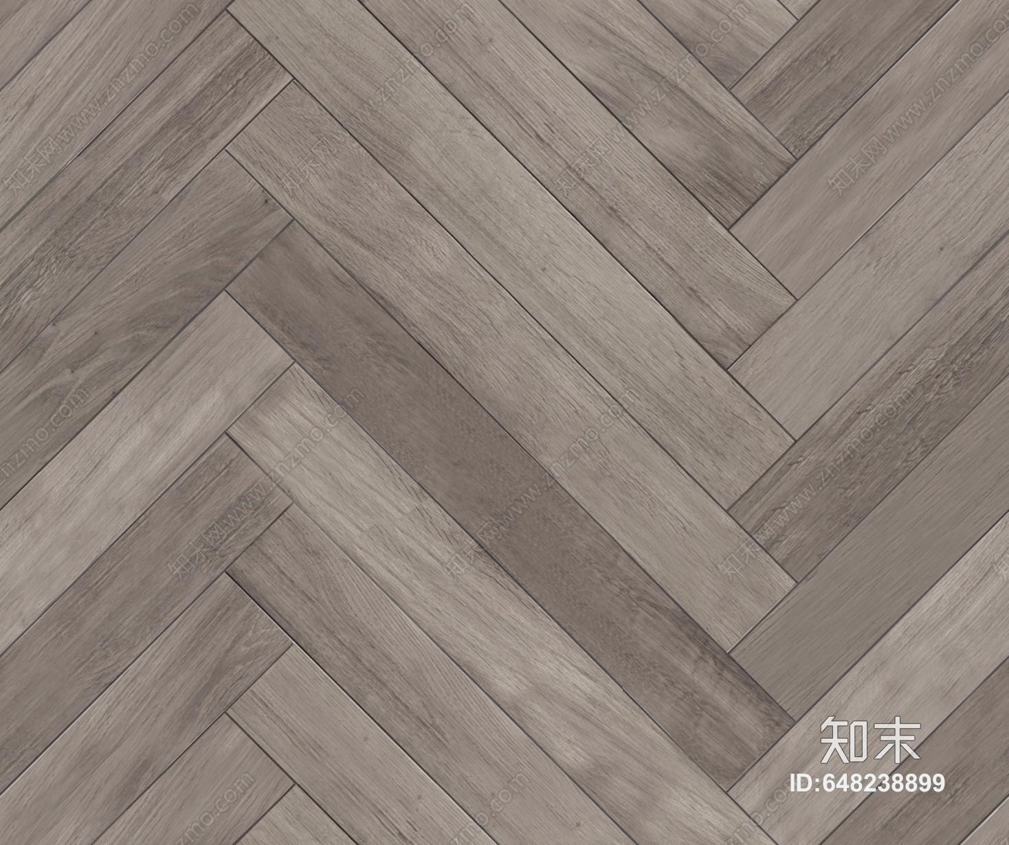 鱼骨纹木地板