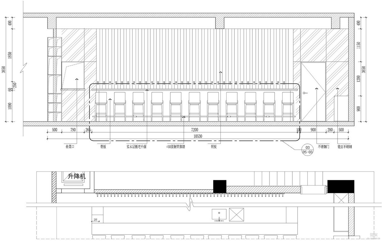 2019国内外-网红餐饮系列设计案例合集40套施工图下载【ID:165588129】
