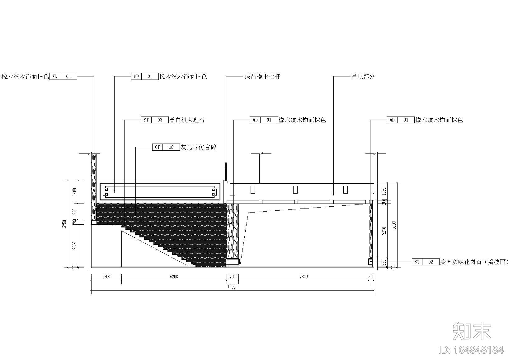 [安顺]华宇-游客接待中心施工图+工程量清单施工图下载【ID:164848184】