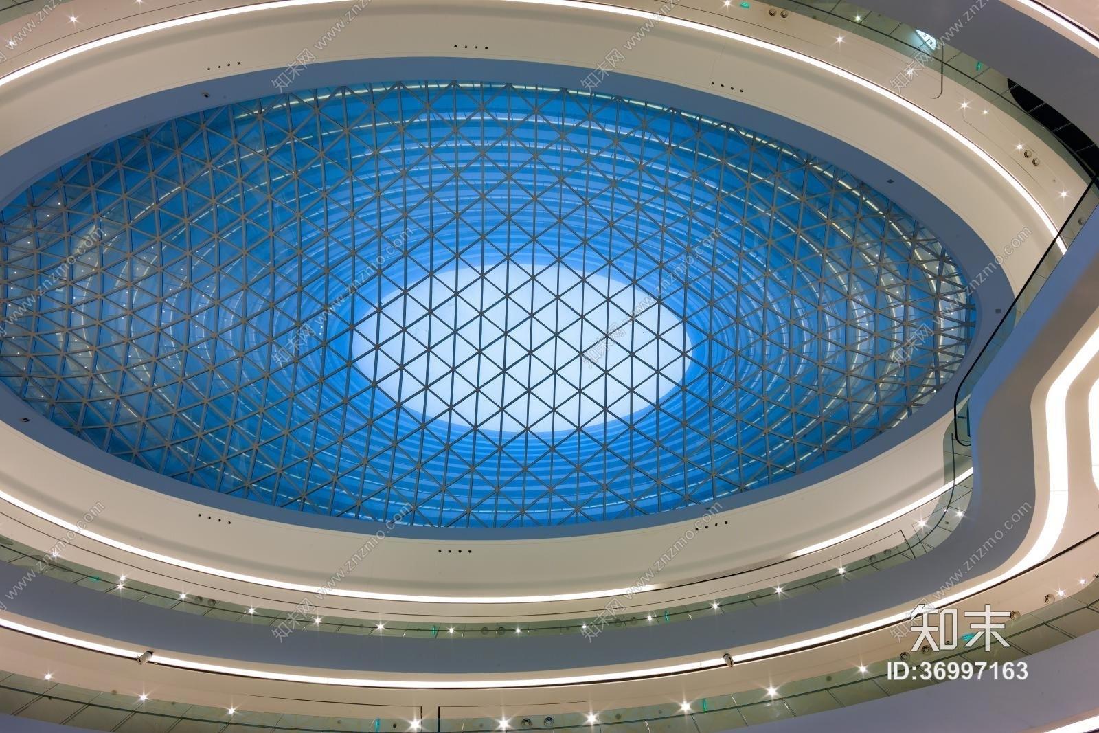 【扎哈哈迪德】北京银河SOHO施工图、效果图施工图下载【ID:36997163】