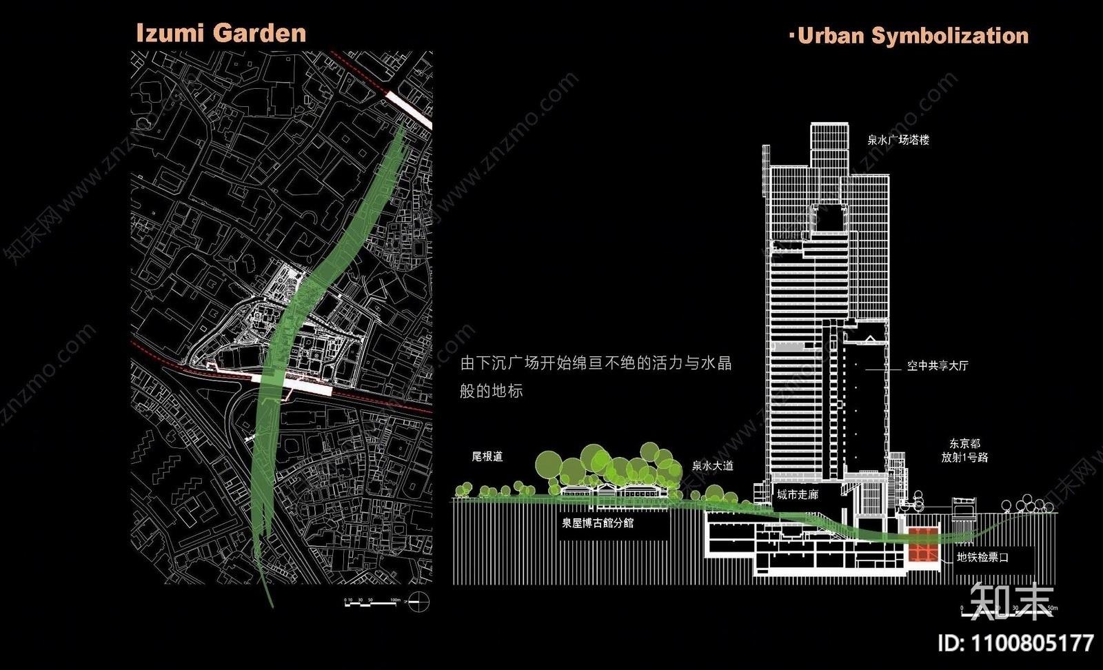 无锡绿地天空树TOD项目设计经验分享方案文本下载【ID:1100805177】