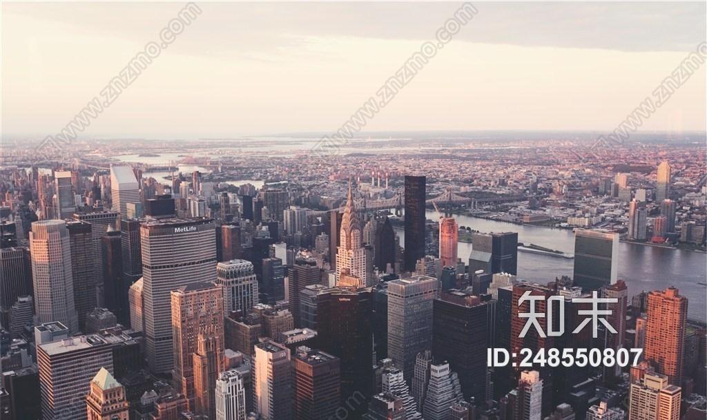 高清城市外景贴图 都市风情外景