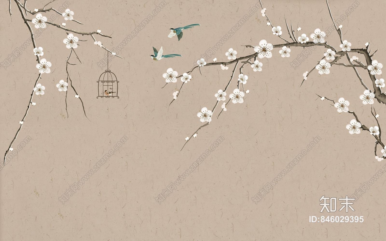 壁纸文化石 背景墙_新中式背景墙壁纸贴图下载【ID:846029395】_新中式背景墙壁纸材质 ...