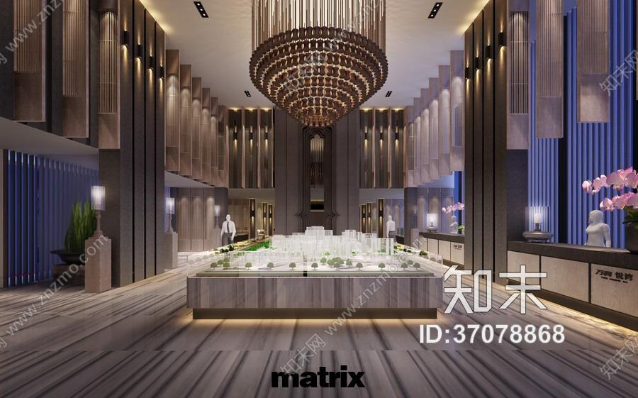 【矩阵纵横Matrix】作品分类整理项目作品合集施工图下载【ID:37078868】