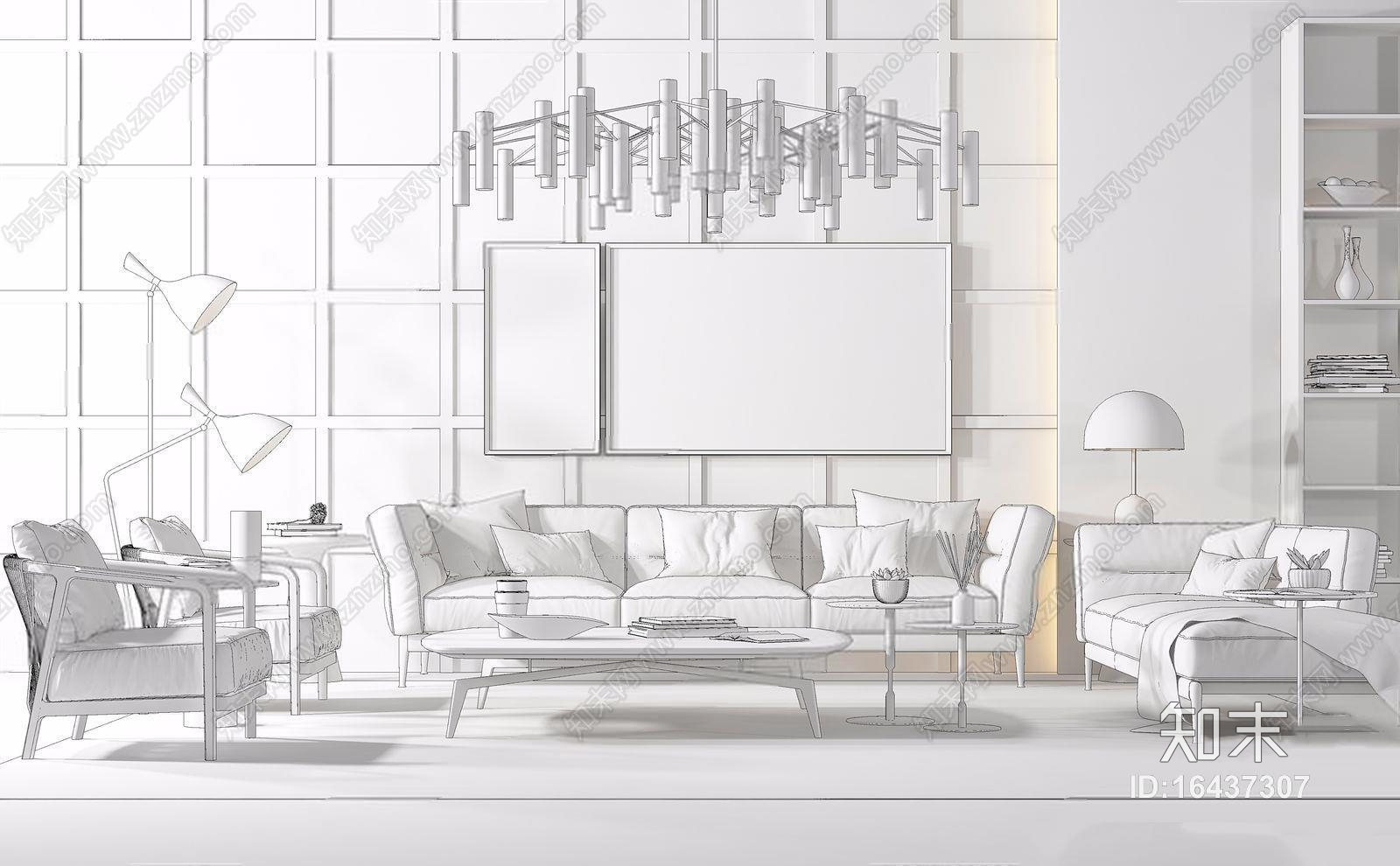 家居 家具 简笔画 沙发 手绘 线稿 装修 1600_990