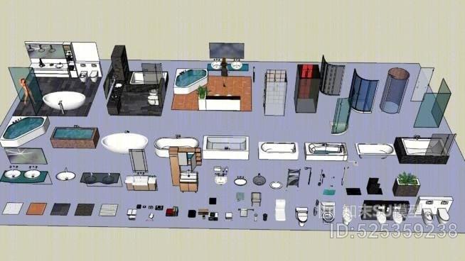 浴室及配件 工具箱 饰品 电开关 集装箱船 家居物品