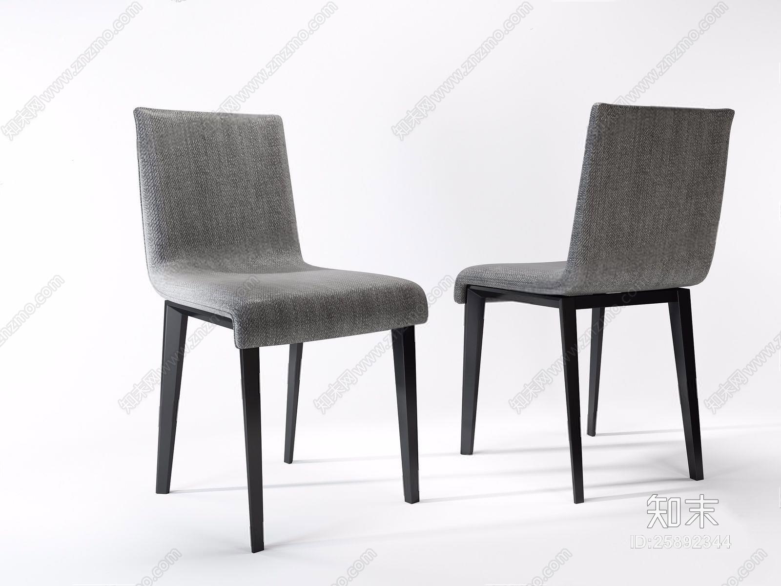 现代椅子 现代椅子 单椅 布面座椅 皮面座椅