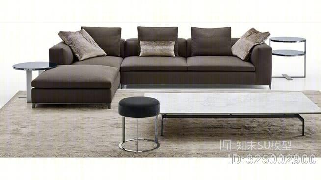 沙发 沙发 家具 长沙发