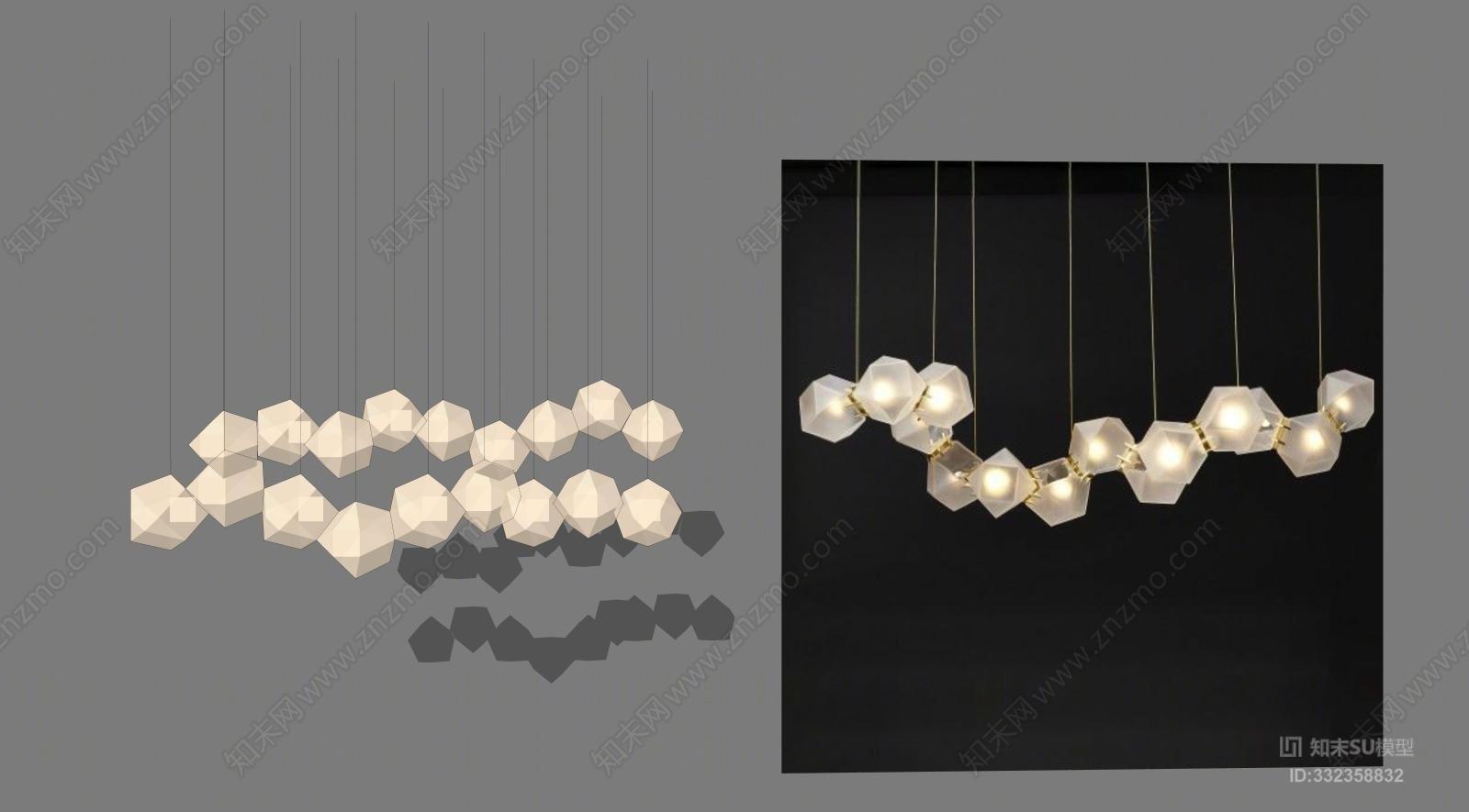 艺术造型灯具