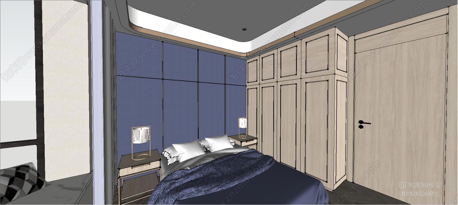 现代新中式 家装