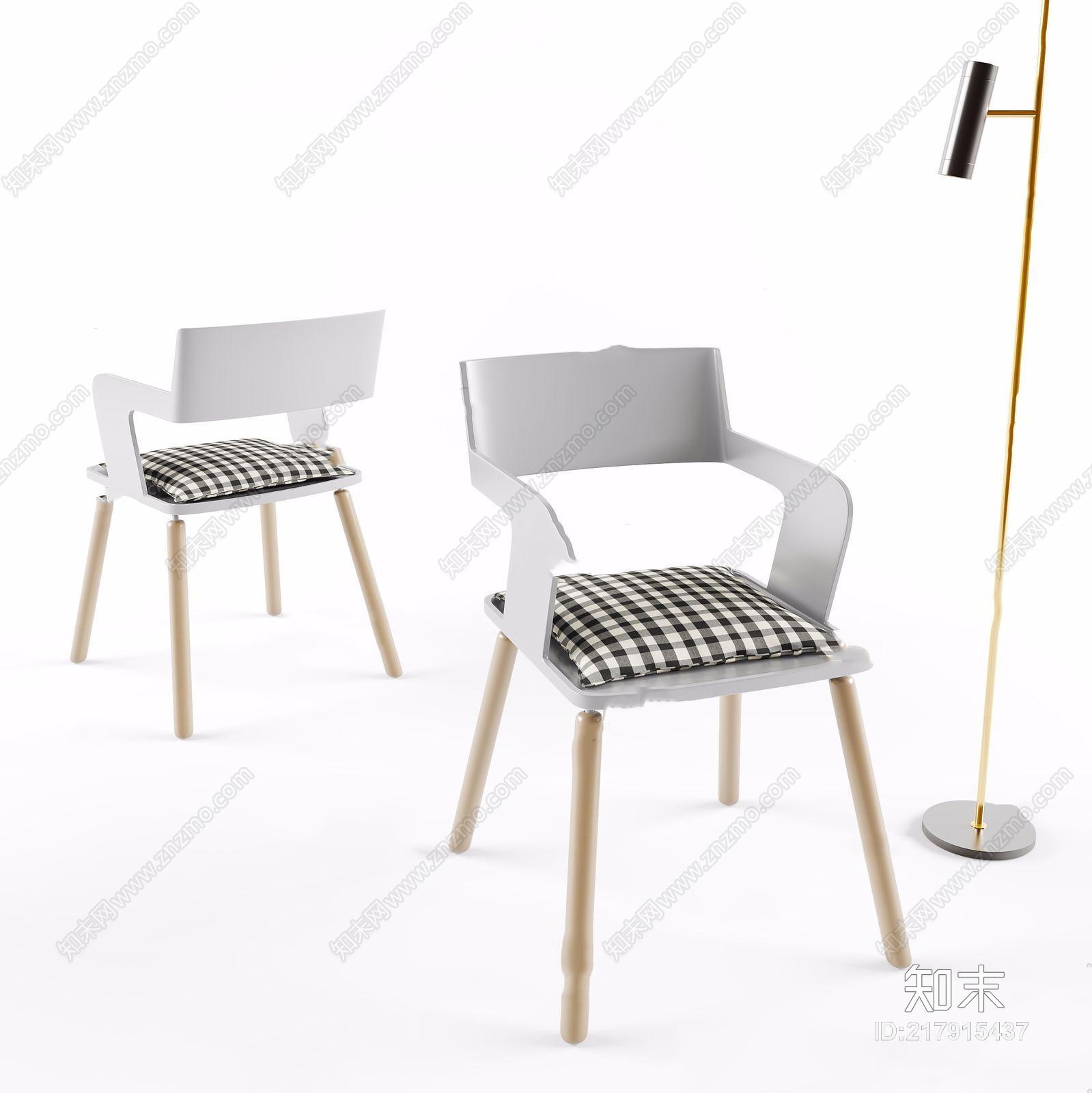意大利 Poliform 现代休闲单椅 北欧休闲椅 落地灯 椅子 单椅 餐椅 意大利 Poliform