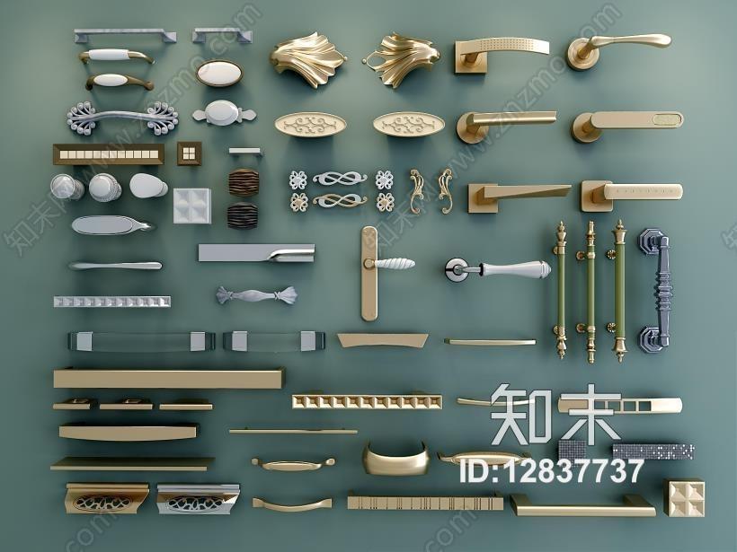 常用款拉手合集 现代拉手 不锈钢 橱柜拉手 大门拉手
