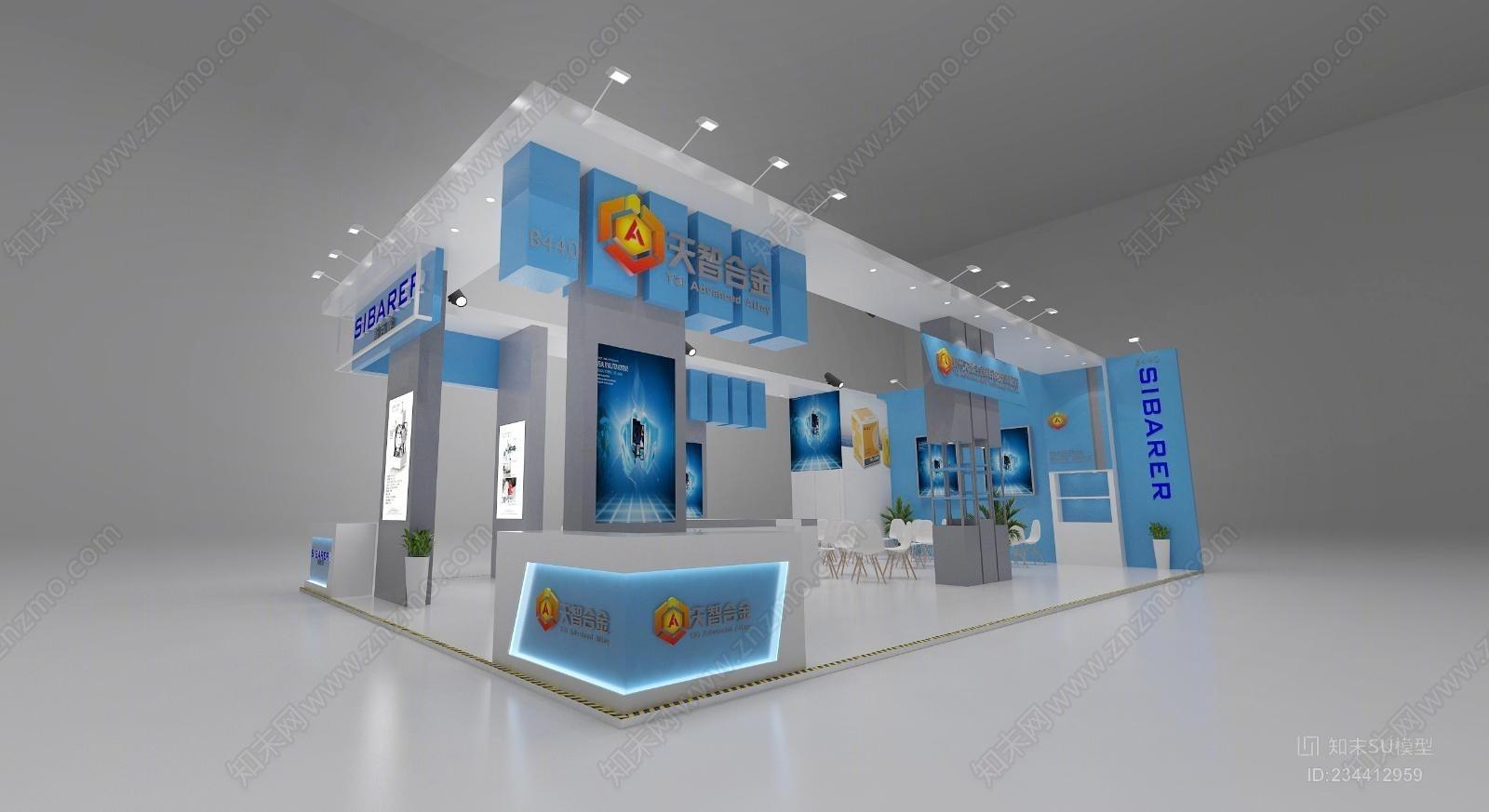 展厅 展览 展台 科技展厅 家电展厅 汽配展览展台 展示柜