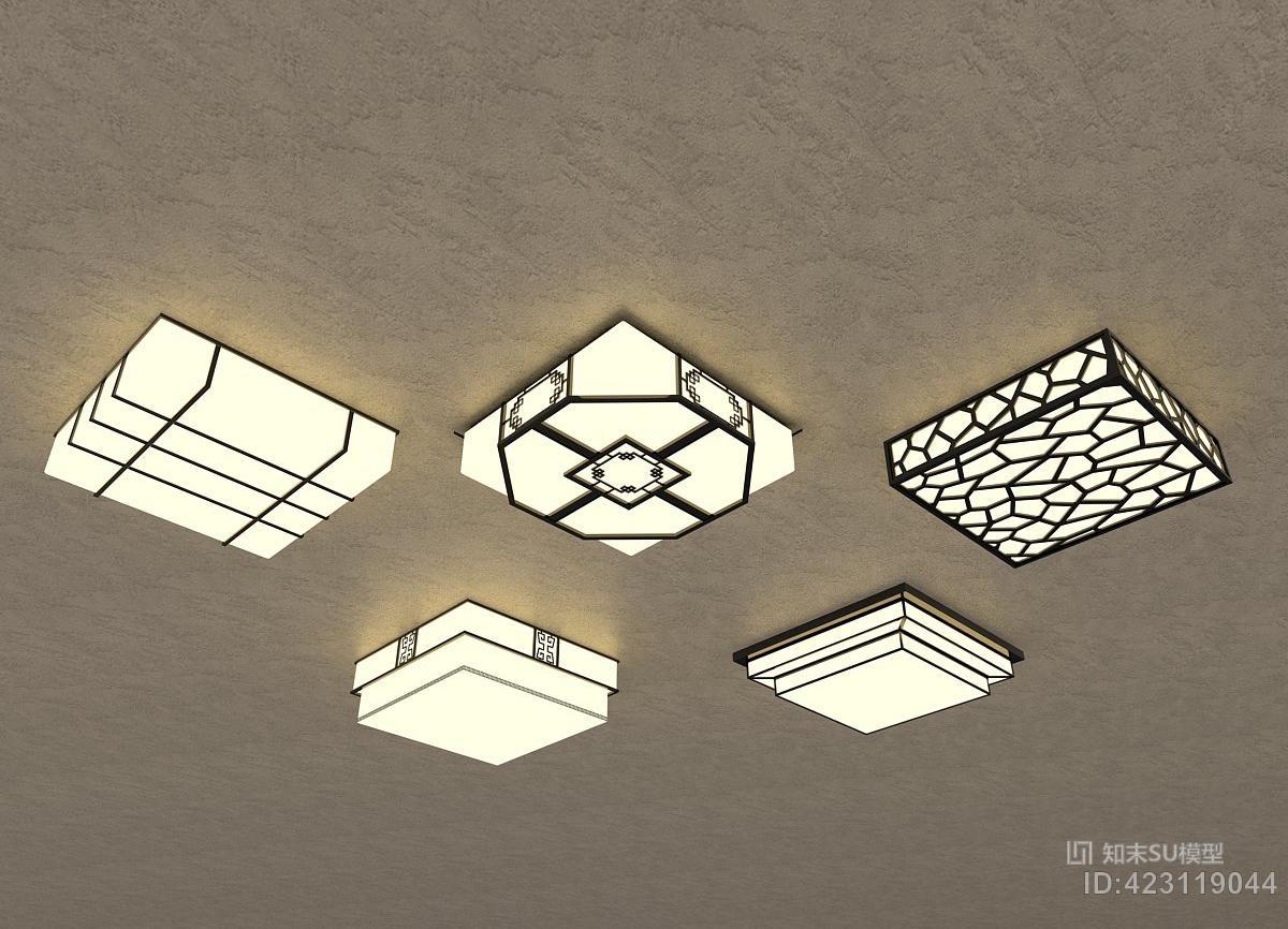 新中式吸顶灯   客厅吸顶灯  中式吸顶灯